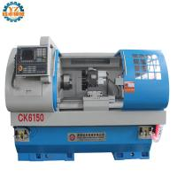 CNC Lathe Machine Tool CK6150 Cheap CNC Torno From China For Metal Cutting Lathe Manufactures