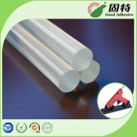China Stick-like solid Transparent EVA and Viscosity resin High Strength Hot Melt Glue Sticks 11mm Used With Hot Melt Glue Gun on sale