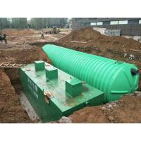 China Industrial Sewage Treatment Equipment , Sewage Treatment Plant Equipment on sale