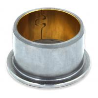 Buy cheap Oilless Bimetal Bearing Bushes Self Lubricating Good Chemical Resistance from wholesalers