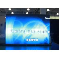 P10 10mm Perimeter Led Screen  Outdoor Football Show Manufactures