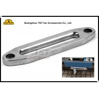 Aluminum Hawse Winch Fairlead For ATV Winch Synthetic Winch Rope Manufactures