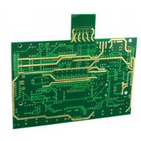 High-precision 4-Layer lead-free rigid pcb board for electrical appliance Manufactures