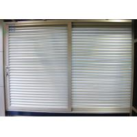 Commerical Building Aluminum Home Window Shutters CE Certificate Manufactures