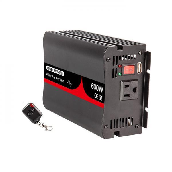 Quality High Efficiency 24 Volt Inverter Pure Sine Wave Power Inverter For Car for sale