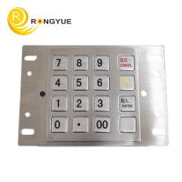 China ATM Machine Parts NCR Keypad Pin Pad ZT598-M55.01-H12-KLG For Keyboard on sale