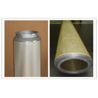 Nickel Cylinder 100M Ni Rotary Printing Screens For Printing Machinery Manufactures