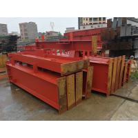 Prefabricated H Shape Red Color  Workshop Steel Structure -6000㎡ With Good Price Manufactures