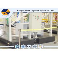 Mobile Rack Automatic Storage And Retrieval System Heavy Duty Standard Packing for sale