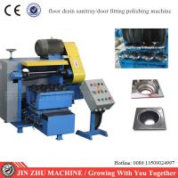 Automatic Metal Polishing Machine for Floor Drain Manufactures
