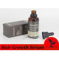 China Natural 50ml Hair Growth Serum For Hair Growing Fast Gold Liquid Product on sale