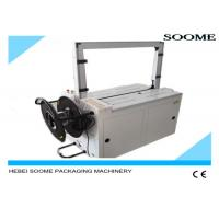 Semi Auto Carton Strapping Machine With Standard Model Strapping Size Manufactures