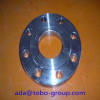 PN16 ~ PN160 Forged Steel Flanges , Super Duplex UNS S32760 Slip On Flange Manufactures