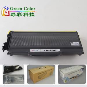 Black Compatible Laser Toner Cartridge , Brother TN360 / 2125 DR360 / 2125 Toner Cartridge Manufactures