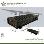 UAV surveillance H.265 COFDM downlink transmitter Manufactures