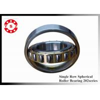 202 Series 80x140x26mm Spherical Roller Bearing Single Row Manufactures