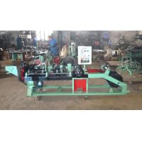 Traditional Double Twisted Stable Barbed Wire Machine , Expanded Mesh Machine for sale