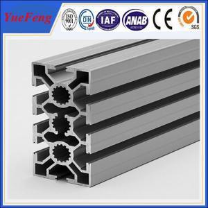 Great! OEM aluminium extruded profile, Extruded Aluminium Track Profile supplier Manufactures