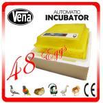 Full automatic 48 eggs mini incubator VA-48(12v) for sale Manufactures