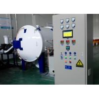 Induction Type Tungsten Carbide Sintering Furnace For Tungsten Alloy / Silicon Carbide