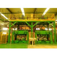 China Reaction PU Injection Moulding Machine Mould Carrier Equipment on sale
