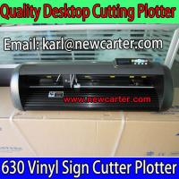 China HW630 Vinyl Cutter Plotter With Cropmarks 24 Cutting Plotter With Contour Cut Sign Cutters on sale