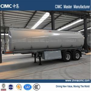 2 axles 30000 liters fuel tanker semitrailer Manufactures