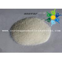 China Medicine Grade Oral Anabolic Steroids Weight Loss Oxandrolone Anavar CAS 53-39-4 on sale
