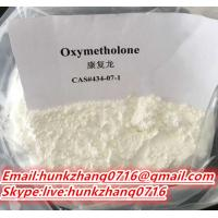 Top quality 434-07-1 Synasteron Anadrol Anapolon oxymetholone Steroid Supplement Boost Strength Manufactures