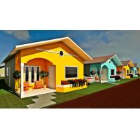Professional Design Prefab Bungalow Homes Small Modern Modular Homes Manufactures