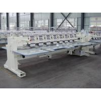 Computerized Embroidery Sewing Machine , Computer Embroidery Machine For Home Business Manufactures