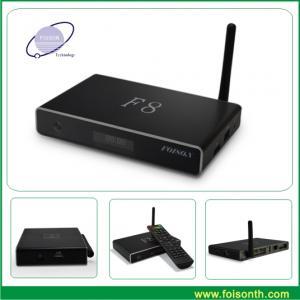 Foison F8 Google Internet Smart TV Box with Amlogic S812 Mali T76X Manufactures