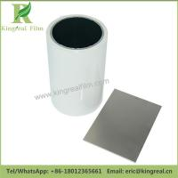 Milky White Anti-scratch Self-adhesive PE Stainless Steel Protective Film Manufactures