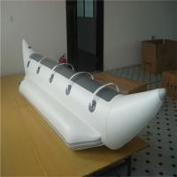 2015 Hot Selling PVC Inflatable Banana Boat Price Manufactures
