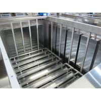Press - On Mounting Frame Ultrasonic Plate Transducer 28 / 40 / 80 / 120 Khz Stainless Steel 304 / 316 Manufactures