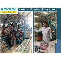Reinforcing Wire Cage Welding machine for Concrete pipe production line Manufactures
