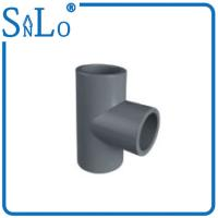 6 Inch Schedule 80 Pvc Cross Fitting For The Saline Alkali Highway Chemical Manufactures