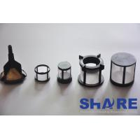 China High Volume PP Filter Components Custom Design Various Frame Color Available on sale