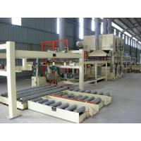 Full Automatic MDF Production Line PLC Control Panel Thickness 6 - 40 MM Manufactures