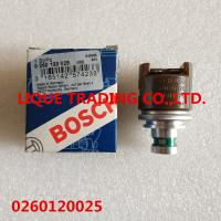 BOSCH VALVE 0260120025 , 0 260 120 025 Compressed Air Solenoid Valve Manufactures