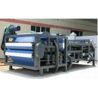 Belt Filter Press Sludge Dewatering