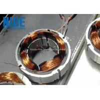 Buy cheap 350 Kg Servo Precision Stator Coil Winding Machine For Bladeless Fan Motors from wholesalers