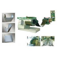 Cable Tray Machine with Hole punching system Manufactures