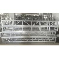 "Quality Aluminum ""+"" Pipe Lightweight Aluminum Lighting Truss , Aluminum Box Truss for sale"