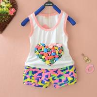 China Cotton Baby Clothes Suit (0-4 year) on sale
