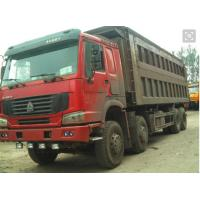 HOWO A7 6X4 25 Ton Used Heavy Dumper Truck with  Dump Box Manufactures