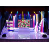 Quality Supper Thin 360 Curtain Indoor SMD High Definition LED Display Flexible Led Panels for sale