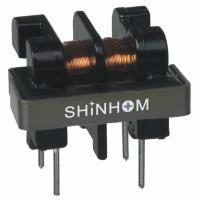 Ferrite Uu Type Common Mode Choke Coil Inductor High Frequency For EMI EMC Filter Manufactures