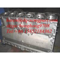 The cylinder block 4P0623 C6121 XCMG