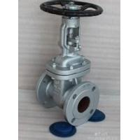 Quality SS304 Stainless Steel Handwheel Gate Valve For Water / Oil / Air for sale